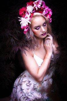 Girl, Photographer, Pretty, Beautiful, Human, Romantic