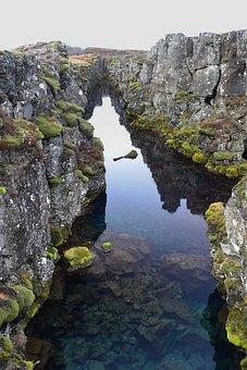 Iceland, Water, Thingvellier