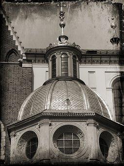 Wawel, Kraków, Sigismund's Chapel, Architecture, Poland