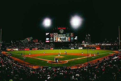 San Francisco, California, Giants, Baseball, At T Park