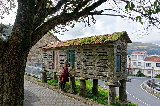 Shed, Spain, Dry House, Building, Architecture