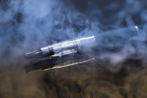 E Cigarette, Steam, Evaporator, Bless You, Nicotine