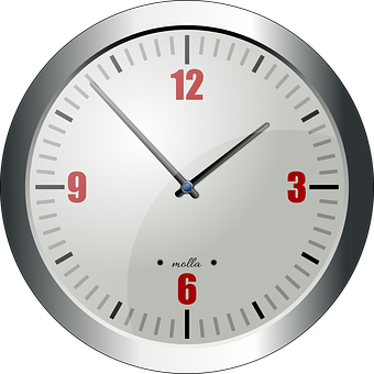Time, Hour S, Passage Of Time, Watch Movements, Analog