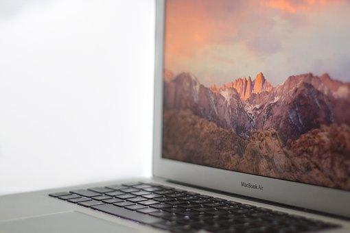 Apple, Apple Inc, Macbook, Macbook Air, Laptop, Screen
