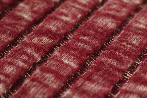 Hot, Wool, Red, Fabric, Texture, Backgrounds, Detail