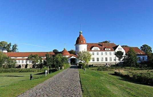 Castle, Nordborg, Denmark, Input, Boarding School