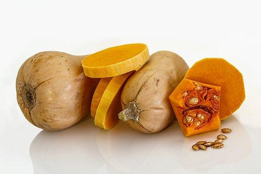 Butternut Squash, Fresh Vegetable, Soup, Vegetable