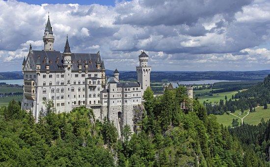 Castle, Architecture, Landmark, Palace, Building