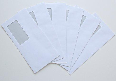 Envelope, Post, Paper, Letters, Envelopes, Leave