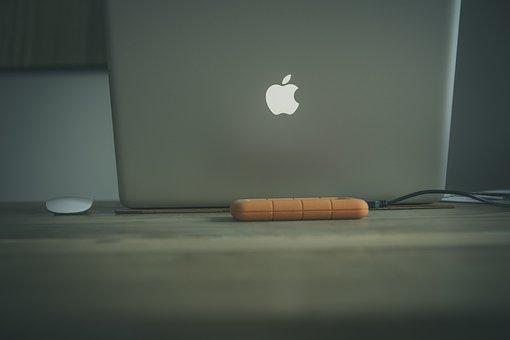 Laptop, Notebook, Computer, Mac, Apple, Macbook Air