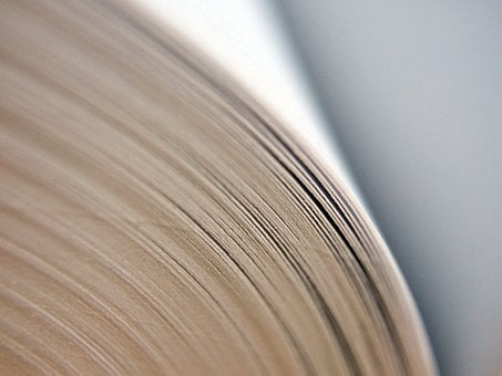 Book, School, Macro, Educate, Read, Reading, Text