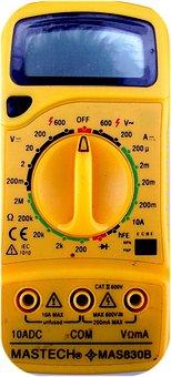 Multimeter, Universal Controller, Electricity