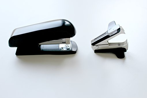 Office Accessories, Clip, Office, Paperclip, Stationery