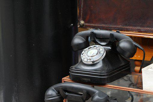 Phone, Antique, Communication, Nostalgia, Old