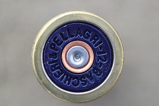 Cartridge Case, Ammunition, Shotgun, Shoot, Hunting