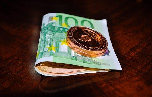 Token, Euro, Money, Coin, Cash, Currency, Economy, Bank