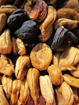 Figs, Dried, Dried Fruit, Dried Figs, Dried Fruits
