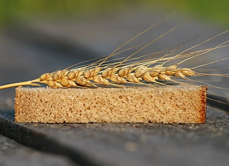 Bread, Wheat, Spikes, Fertility, Harvest, Table, Home