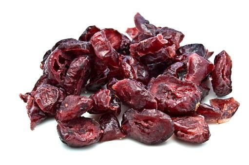 Cranberry, Berry, Dried Fruit, Fruit, Red, Food