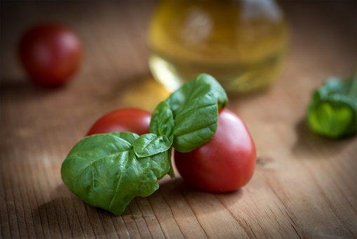 Food, Eat, Glass Bottles, Still Life, Mediterranean