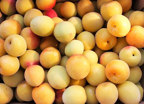 Plum, Fruit, June, Dried Plum, Pickles, Yellow, Ome