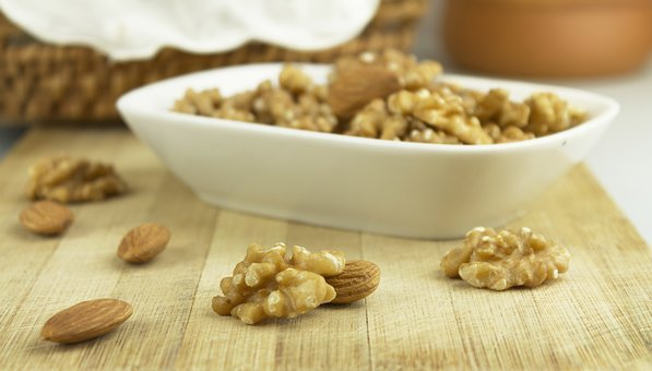 Walnut, Dried Fruits And Nuts, Health, Food, Terry