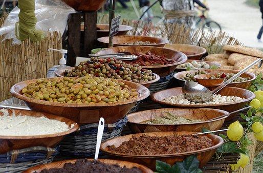 Olive, Green, Black, Eat, Mediterranean, Ingredient