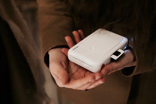 Instant Camera, Polaroid, Photo, Right Away, Instant