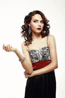 Fashion, Model, Beauty, Woman, People, Brunette, Lady