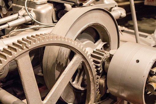 Gears, Mechanical, Mechanism, Cogwheel, Wheel
