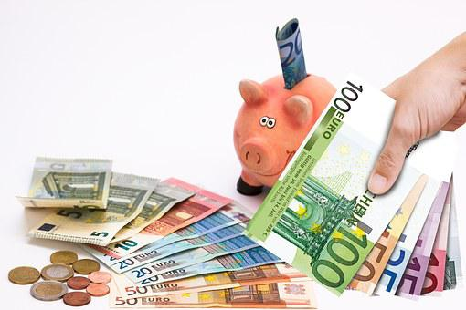 Piggy Bank, Save, Saved, Cash Injection, Money, Finance