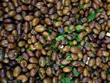 Olives, Nature, Oil, Green, Natural, Leaf, Traditional