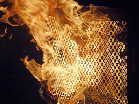 Flame, Fire-pit, Nighttime, Fire, Orange, Fun