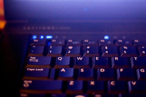 Laptop, Computer, Keyboard, Notebook, Pc, Business