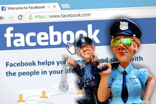 Social Media, Internet, Security, Police