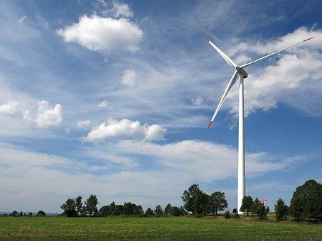 Wind Power, Alternative Energy, Power Generation
