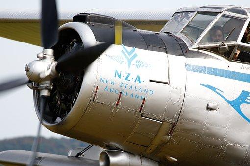 Aircraft, Antonov, Oldtimer, Propeller Plane, Old
