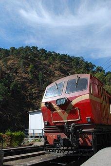 Shimla, Train, Tourism, Passenger, Railway