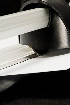 Paper Cutting Machine, Roller Cutter, Trim