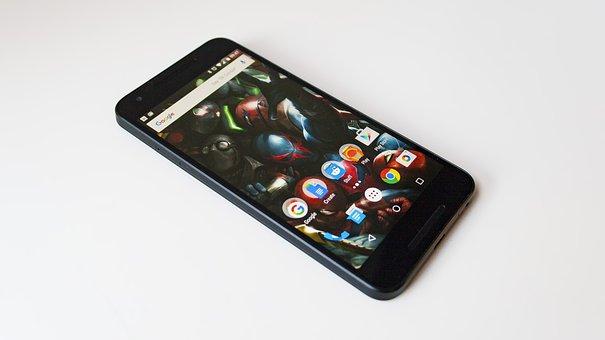 Nexus, Cartoon, Wallpaper, Android, Phone, Smartphone