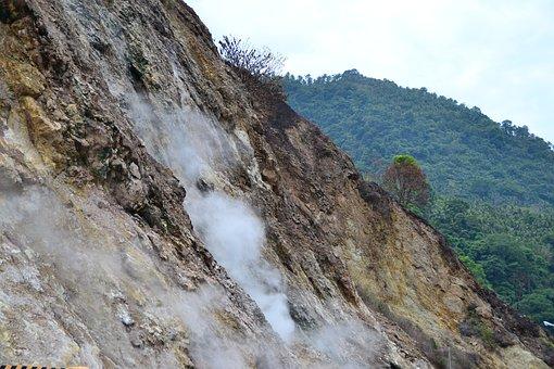 Sulphur, Rocks, Pools, Volcanic, Travel, Sulfuric