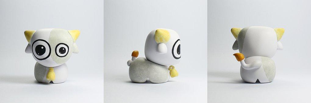 Toy Design, Toy, Urban Toy, Designer Toy, Sculpting