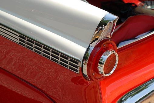 Classic Car, Design, Vintage, Retro, Restored