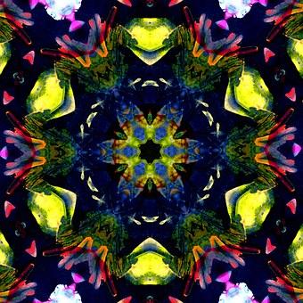 Chakra, Art, Healing, Mandala, Meditation, Yoga, Aura