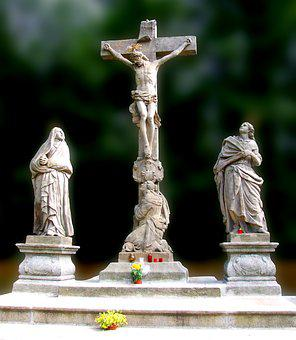 Jesus, The Crucifixion, Religion, Christianity, St