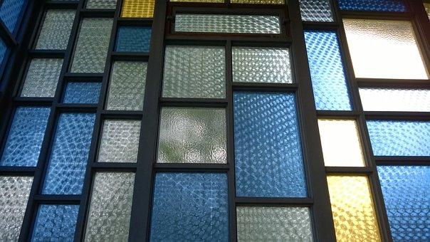 Boghall, Mondrian, Windows