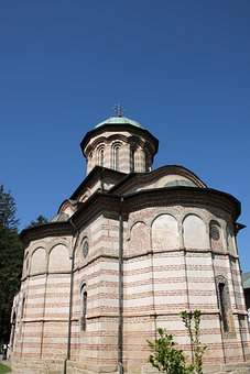 Buildings, Calimanesti, Church, Cozia, Monastery, Old