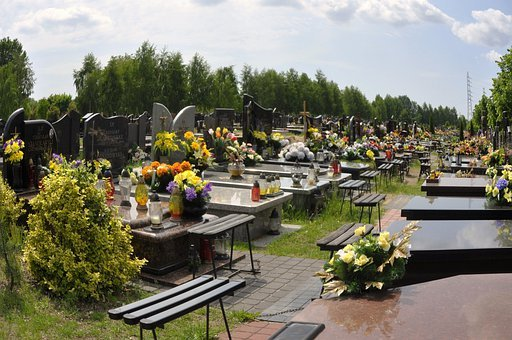 Cemetery, Graves, Graveyard, Grave, Tomb, Tombstone