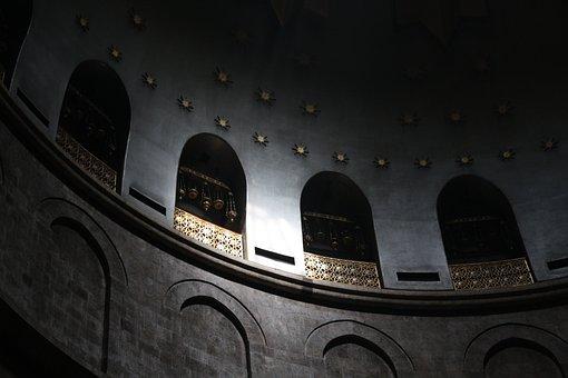 Jerusalem, Israel, Church Of The Holy Sepulchre