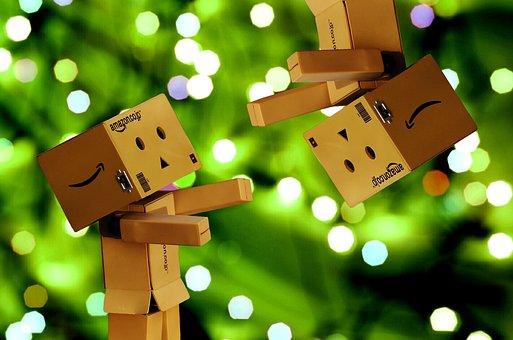 Danbo, Fig, Longing, Friends, Fun, Figures, Sweet, Miss